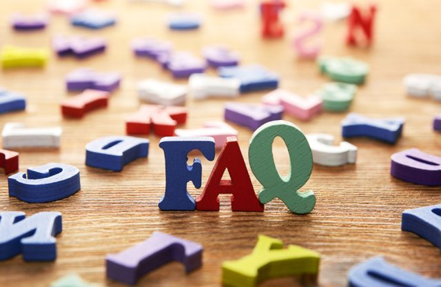 新卒採用FAQのページ